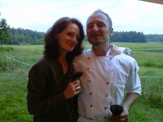 Chef Rolf and Ann